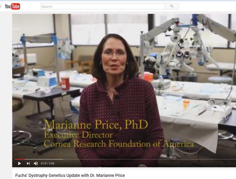 Fuchs Genetics Video Screenshot